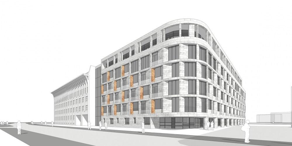новый жилой комплекс Дом Билибина