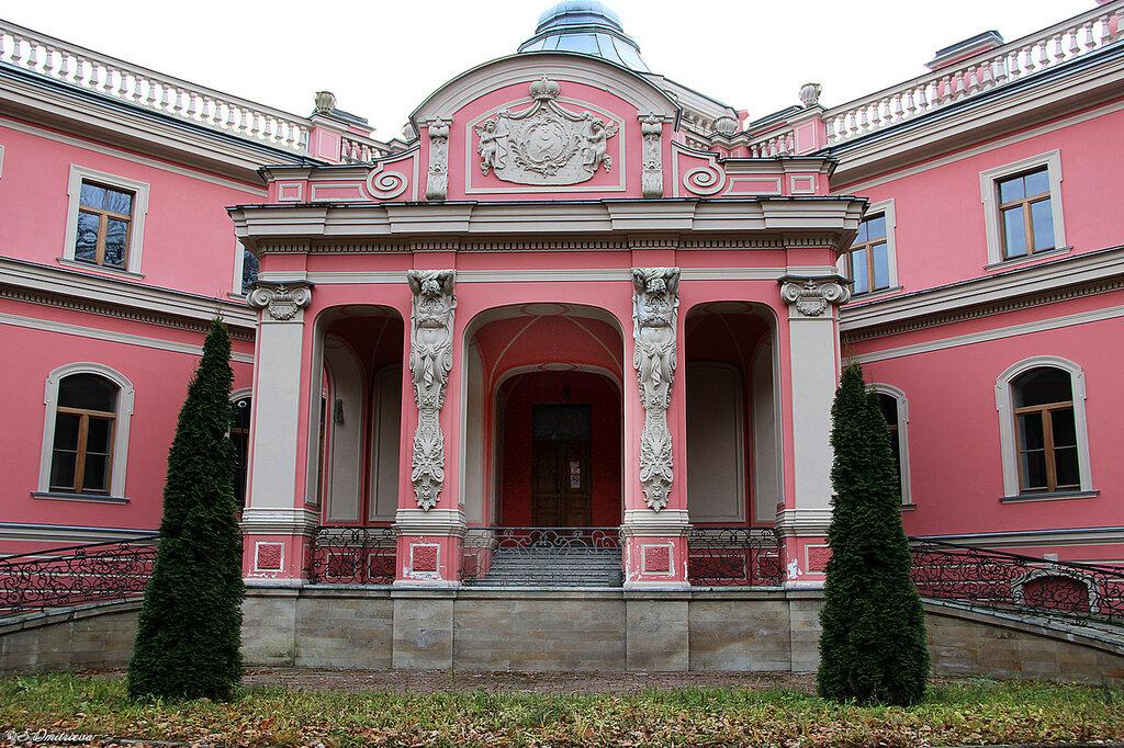 дом Белосельских-Белозёрских